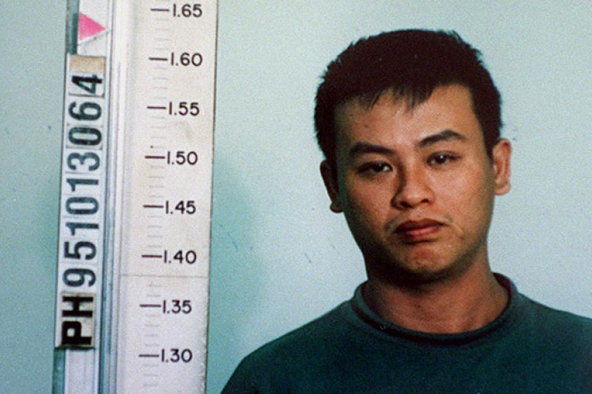 A file picture from 2000 showing See Chee Keong, who was 34 at that time. See was jailed for 10 years on April 20, 2016.