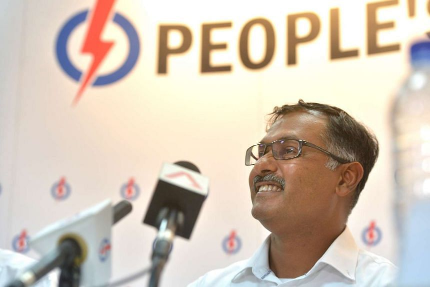 People's Action Party representative Murali Pillai has said that he was glad the by-election has been called.