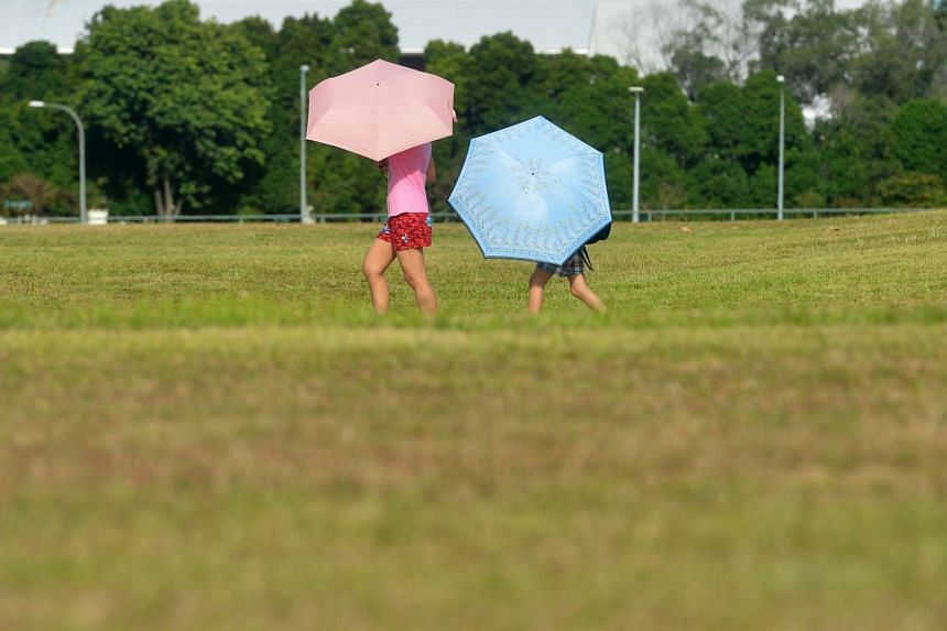 Singapore experienced its hottest day on record on April 19, 2016.
