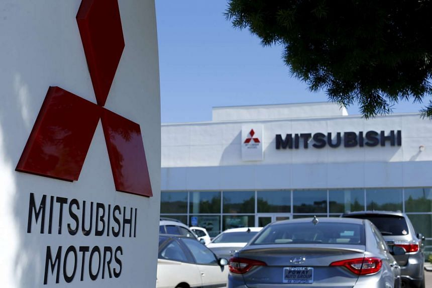 Mitsubishi Motors Corp's shares went down by more than 15 per cent after it said that its vehicles failed a fuel economy test.