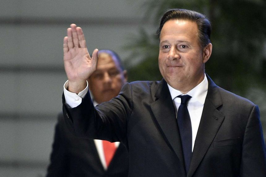 """Panama's President Juan Carlos Varela pledged that his country will lead the global push for greater financial transparency after the """"Panama Papers"""" scandal."""