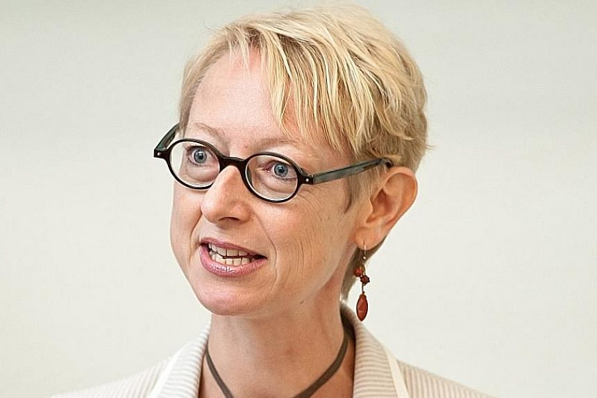 Dr Marleen Dieleman, associate professor at the Department of Strategy and Policy at NUS Business School.