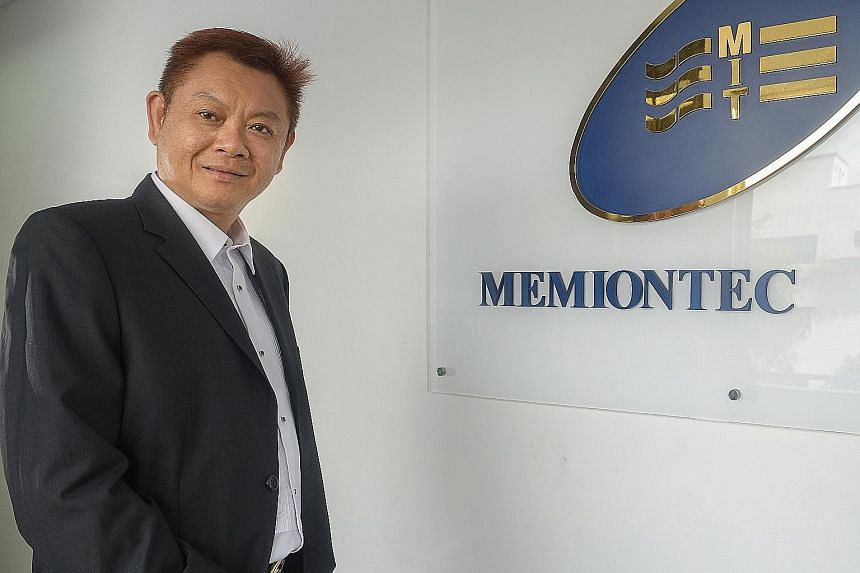 Mr Tay says he has been pleasantly surprised by the depth of IE Singapore's knowledge and continued support throughout the process of transformation for Memiontec.