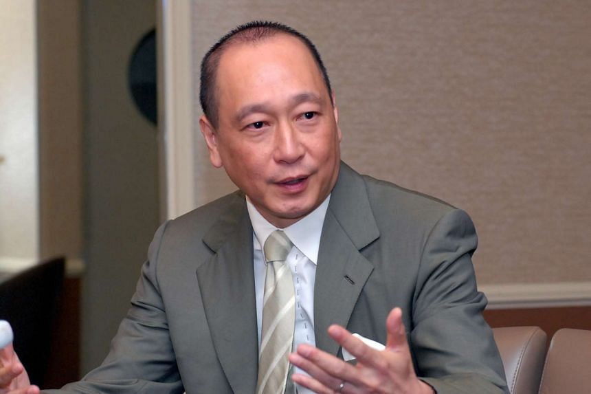 Wee Ee Cheong, CEO of United Overseas Bank (UOB), highlighted a steady future at its AGM at Pan Pacific Singapore.