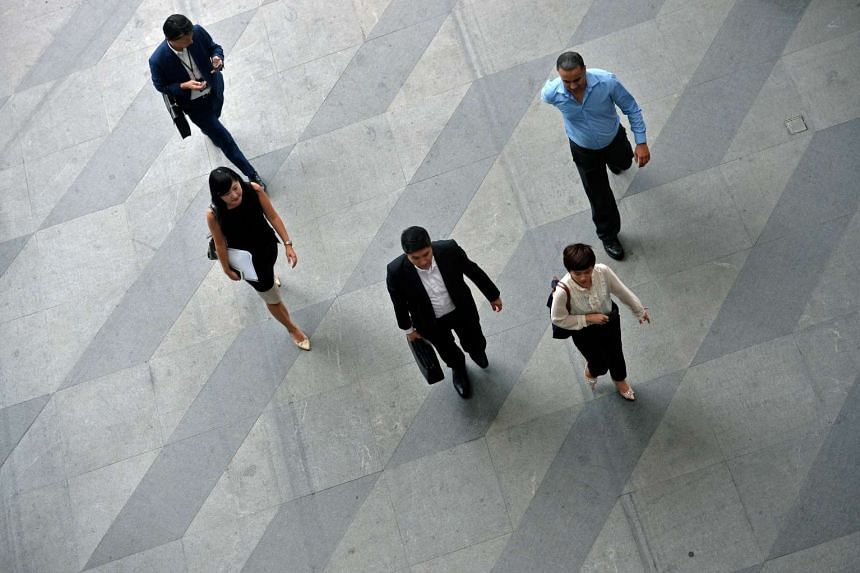 Stress remains the top health issue for companies in Singapore, followed by the lack of physical activity.