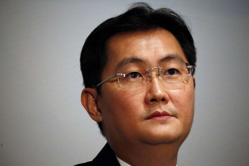 Tencent chairman and chief executive Pony Ma will donate US$2 billion in shares to charity which will vest over several years.