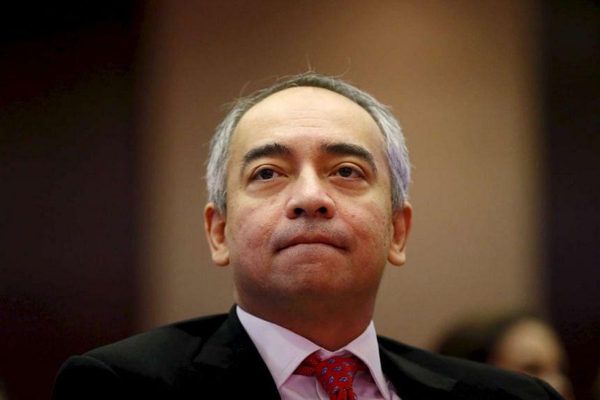 CIMB chairman Nazir Razak (above) has taken a voluntary leave pending investigation on a fund transfer scandal.