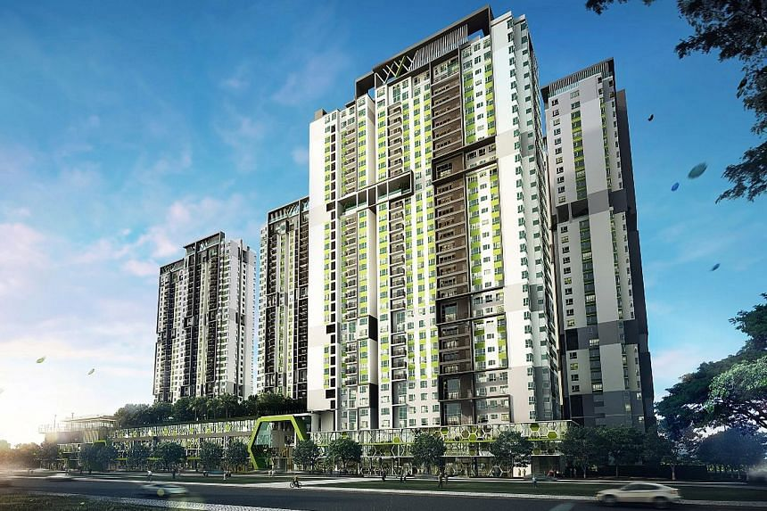 The Vista Verde in Vietnam. Revenue from corporate and other sources fell 30.7 per cent to $13 million due to fewer units handed over to buyers for projects in Vietnam.