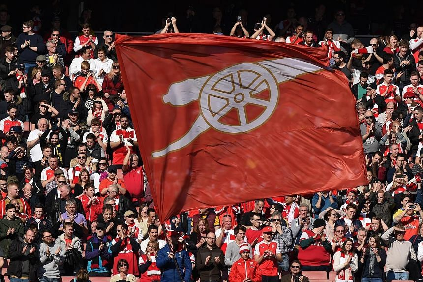 """After his team were booed by their own fans in the wake of the 1-1 draw with Crystal Palace on Sunday, Arsenal manager Arsene Wenger said: """"Judgment from people is something we have to live with""""."""