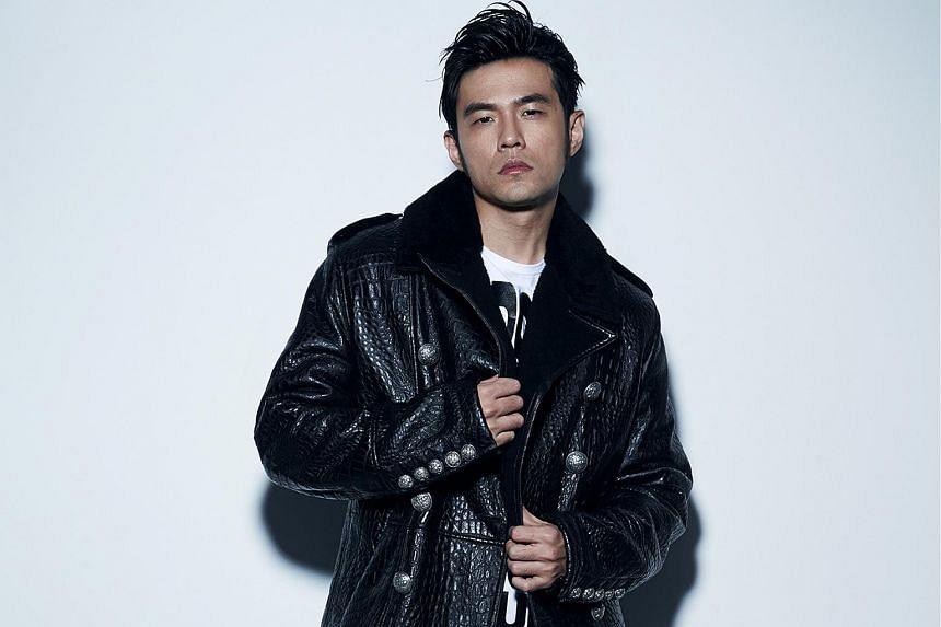 Jay Chou, king of Mandopop.