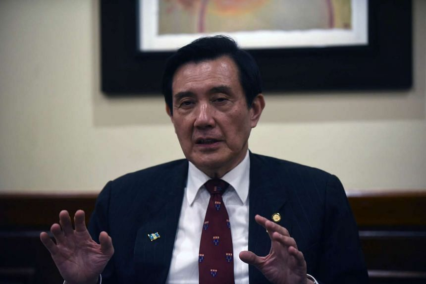 Taiwan president Ma Ying-Jeou will leave office in a month. He speaks to The Straits Times in an exclusive interview at the presidential palace.