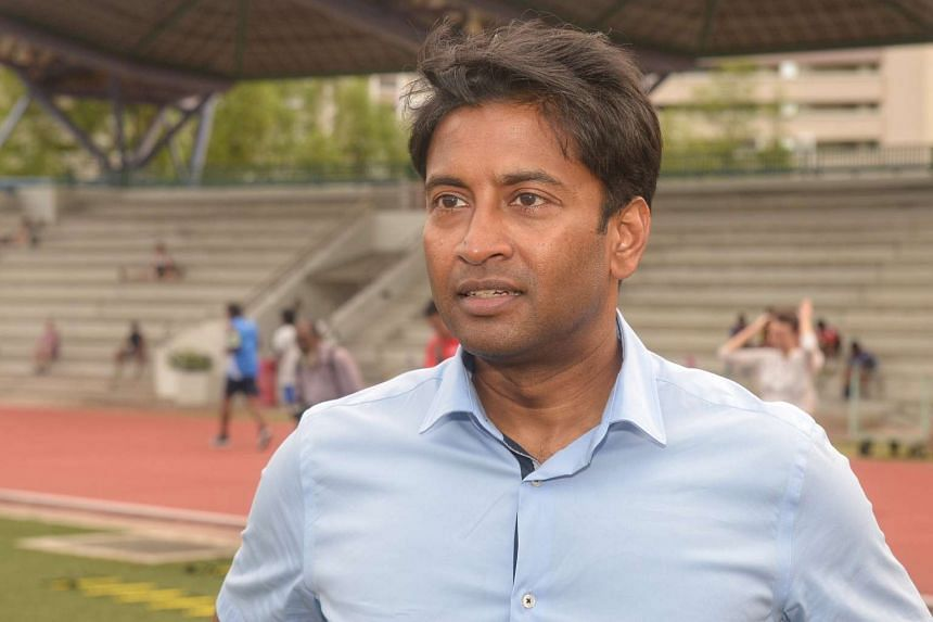 Tampines Rovers chairman Krishna Ramachandra (above) said the club's players need not worry about unpaid salaries.