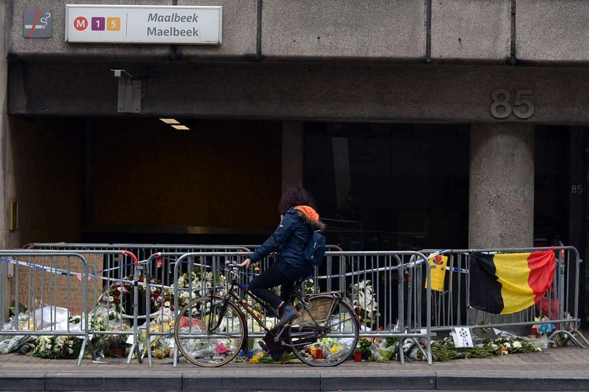 Maelbeek metro station in Brussels will reopen on Monday (April 25), following the Brussels attacks last month.
