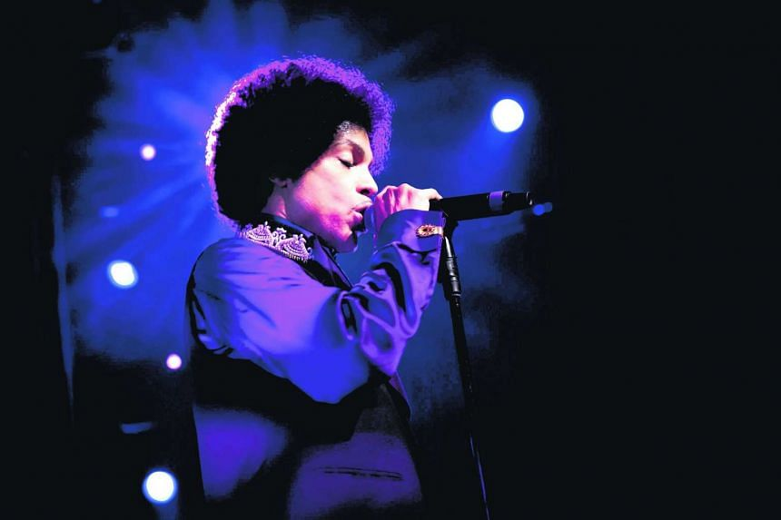 Prince could have played a show in Singapore, but a tight schedule prevented it from happening.