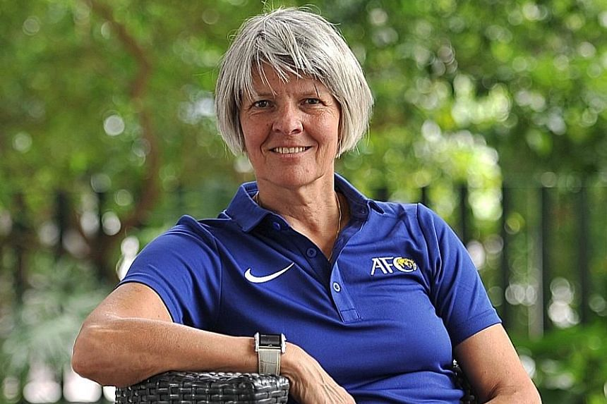 Uefa technical expert Hesterine de Reus expects women's football to catch up fast with South-east Asian leaders if there are more competitions and grassroots and training programmes.