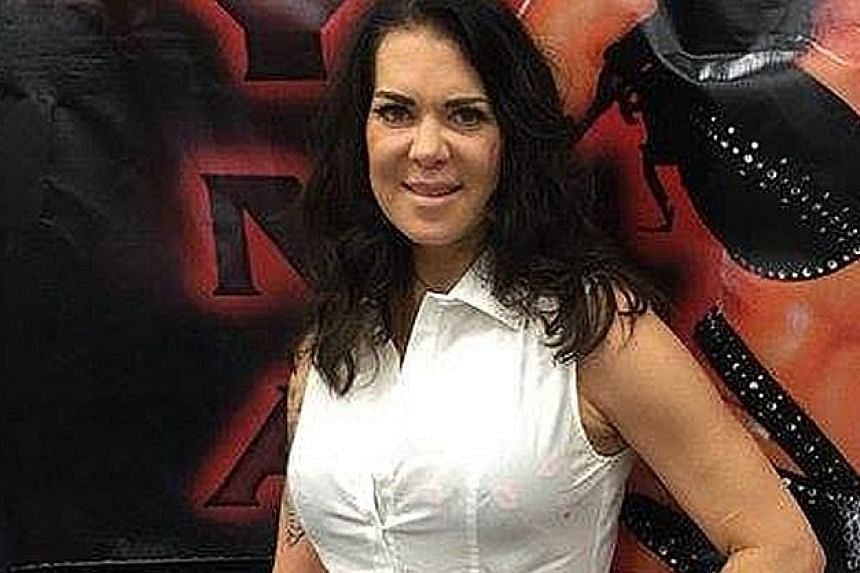 Reality television personality Chyna was once a World Wrestling Entertainment star.