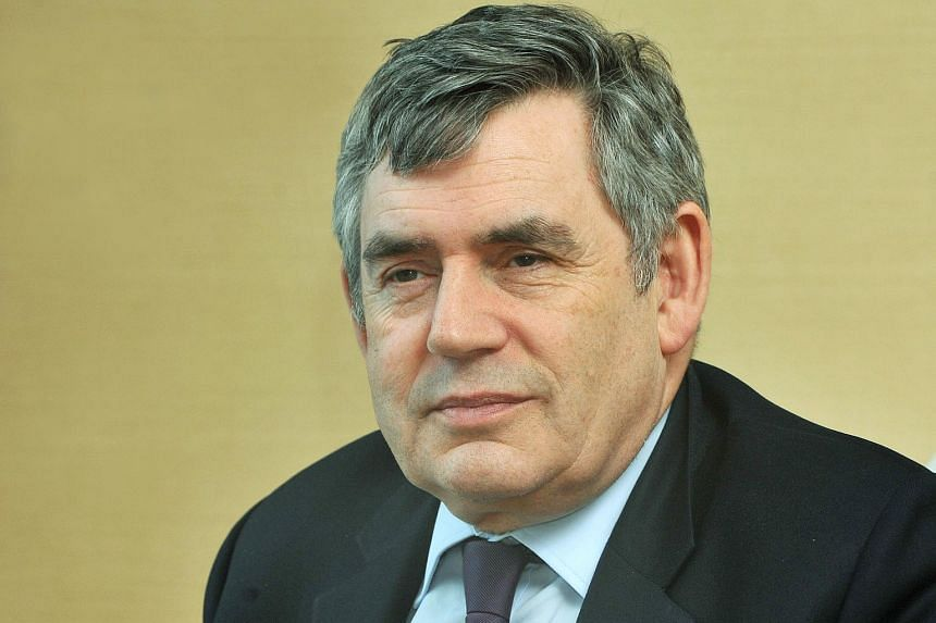 """Former British prime minister Gordon Brown said on Thursday (April 21) he was setting out a """"patriotic"""" case for Britain to remain in the European Union."""
