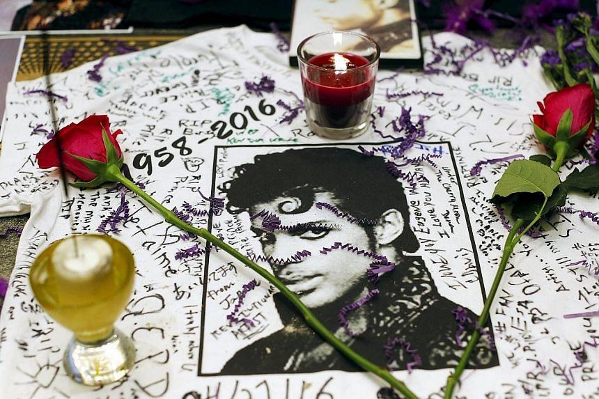 Princes Purple Reign Entertainment News Top Stories The