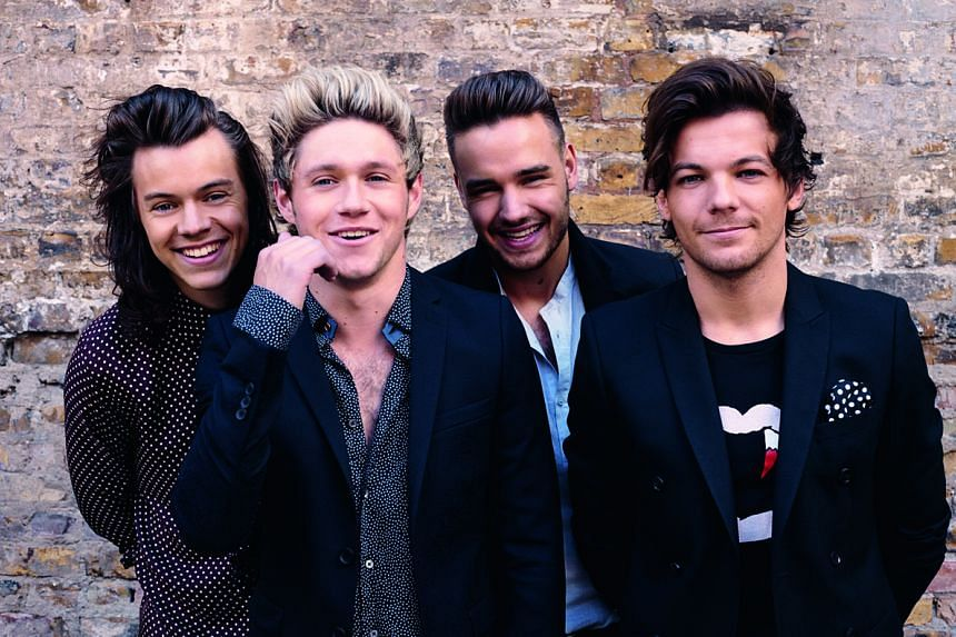 One Direction took second place in the richest young musicians list.