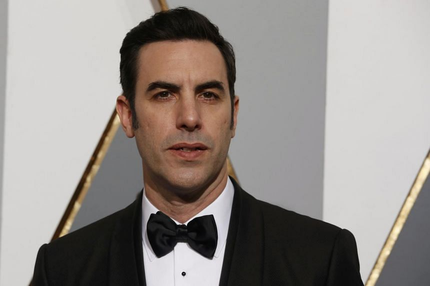 Actor Sacha Baron Cohen has been named on the latest Sunday Times Rich List for the first time.