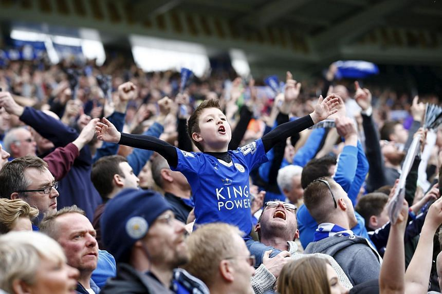 "Leicester City's club store revealed that its home, away and third kit had sold out ""weeks ago"" and it is the first time the shop had ran out of stock."