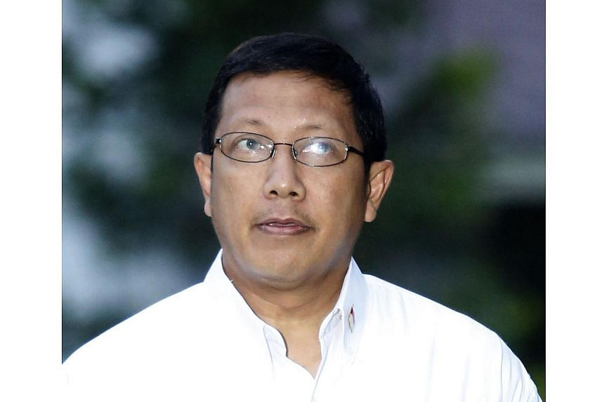 Indonesian Religious Affairs Minister Lukman Hakim Saifuddin suggested it was greedy wives who were fuelling corruption.