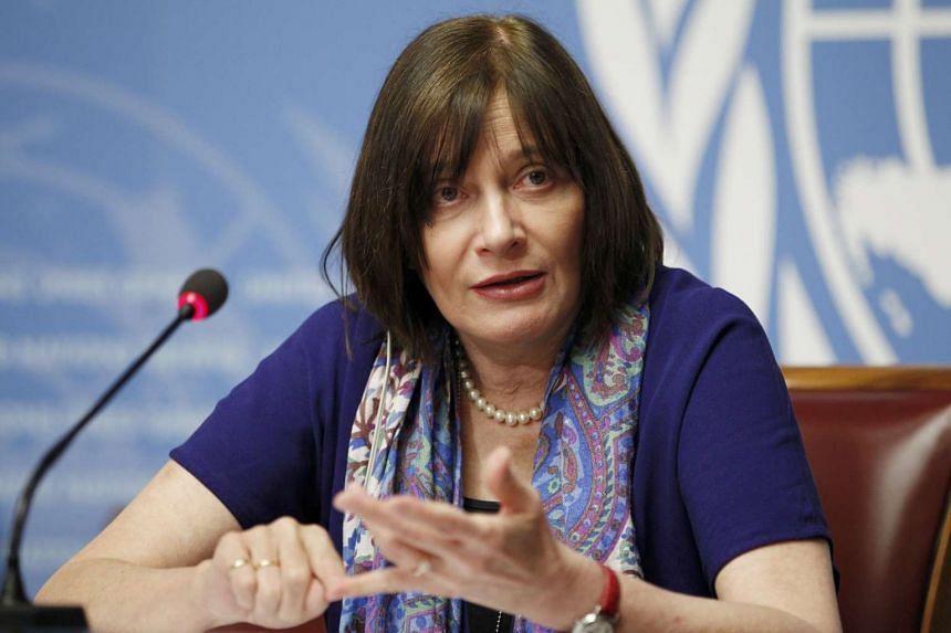 """WHO assistant director-general Marie-Paule Kieny warned of the potential of a """"marked increase"""" in the number of people with Zika and related complications."""
