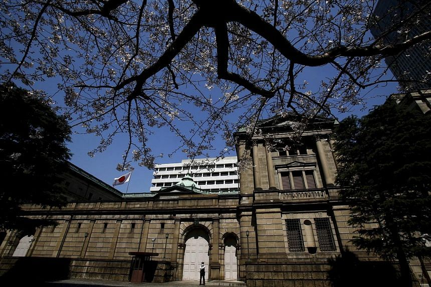 The Bank of Japan (right) and the US Federal Open Market Committee will be releasing their latest monetary policy decisions on Thursday. The market is expecting additional stimulus from the BOJ later this month.