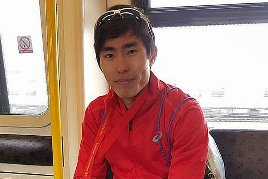 Injured since November, Soh Rui Yong continues his Olympic quest and makes inroads by completing the London Marathon.