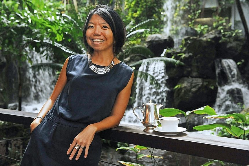 """Ms Ong says a key obstacle when she started Hush TeaBar was """"making sure people didn't think of it as just another trendy teahouse served by 'token' deaf staff"""", but one that makes participants step into their world."""