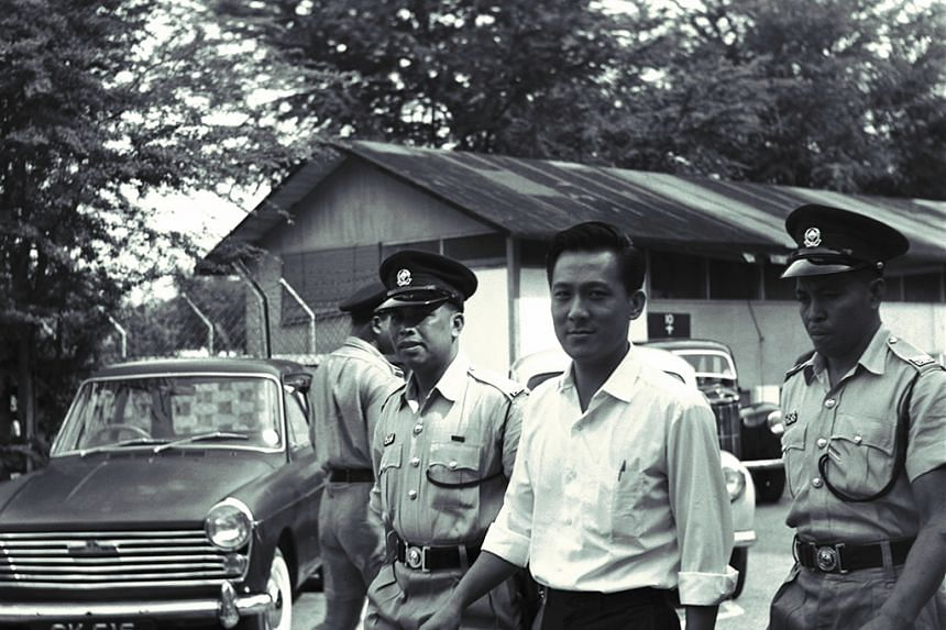 KILLER: Sunny Ang Soo Suan killed his 22-year-old girlfriend after taking out a host of insurance policies on her life.