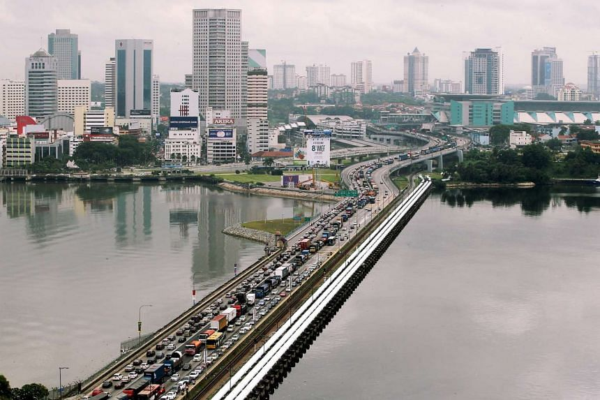 The ICA said heavy traffic is expected at the Woodlands and Tuas land checkpoints between Singapore and Malaysia over the Labour Day weekend.