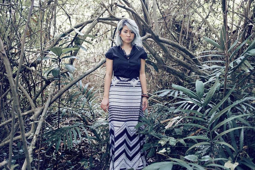 Outdoor concerts curated by singer- songwriter Inch Chua (above) are part of the line-up at The Festival InstaGala.