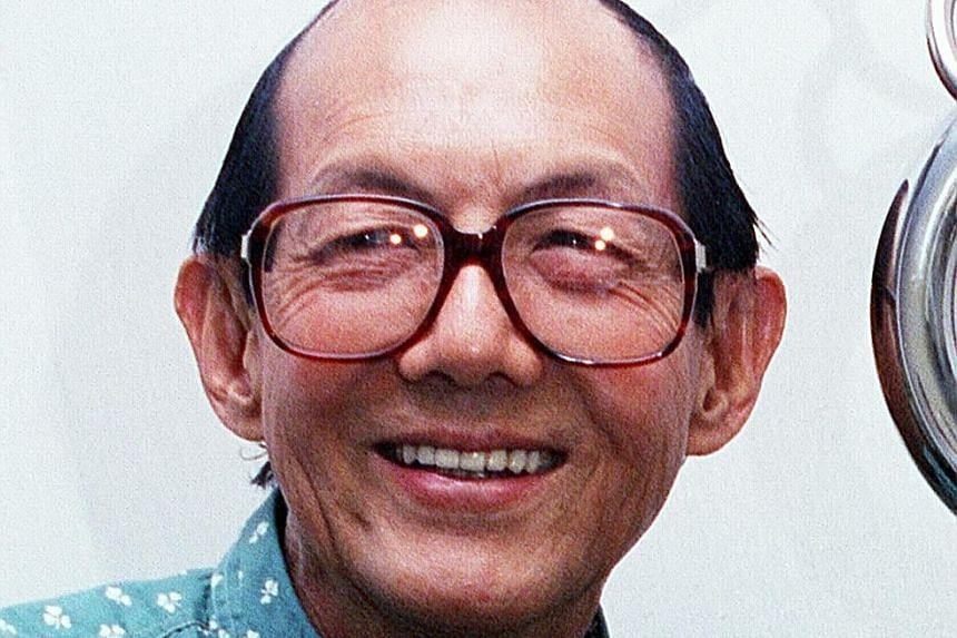 Ng Eng Teng.