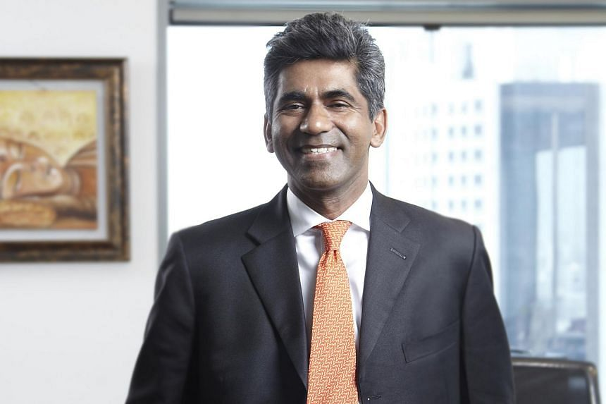 BSI Singapore's Interim CEO Raj Sriram (above) will leave the bank and Renato Cohn, member of BSI's group executive board, will become acting CEO.