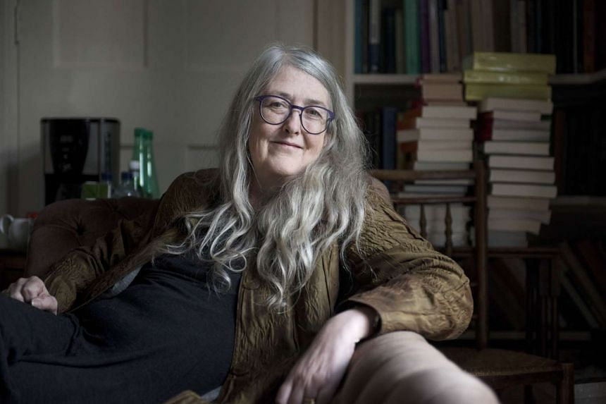 Professor and author Mary Beard.