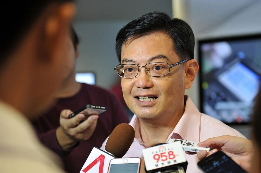 Finance Minister Heng Swee Keat disclosed that there will be a sixth sub-group with a focus on supporting Singapore's small and medium enterprises for the Committee on the Future Economy.