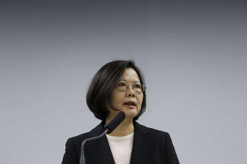 Taiwan's Pesident-elect Tsai Ing-weng has said on Wednesday (April 27) that democracy would be at the heart of future relations with China.