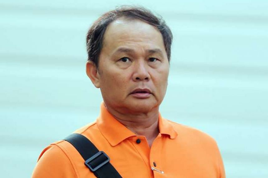 Lau Pik Choong was jailed for a week for accidentally driving over an alighting passenger's foot, which later had to be amputated.