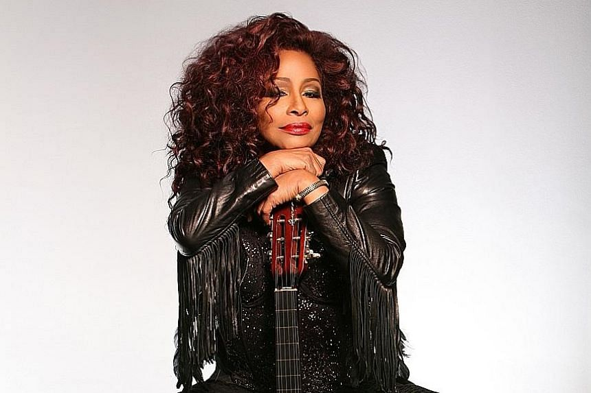 Many artists including Judith Hill (above), Chaka Khan and Carmen Electra had seen their careers rise or revive, thanks to Prince.