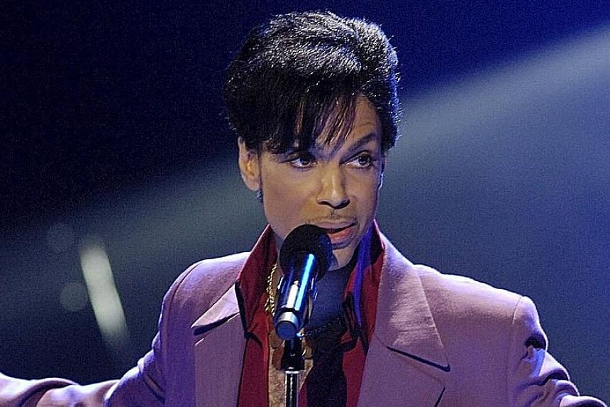 Many artists including Judith Hill, Chaka Khan and Carmen Electra had seen their careers rise or revive, thanks to Prince (above).