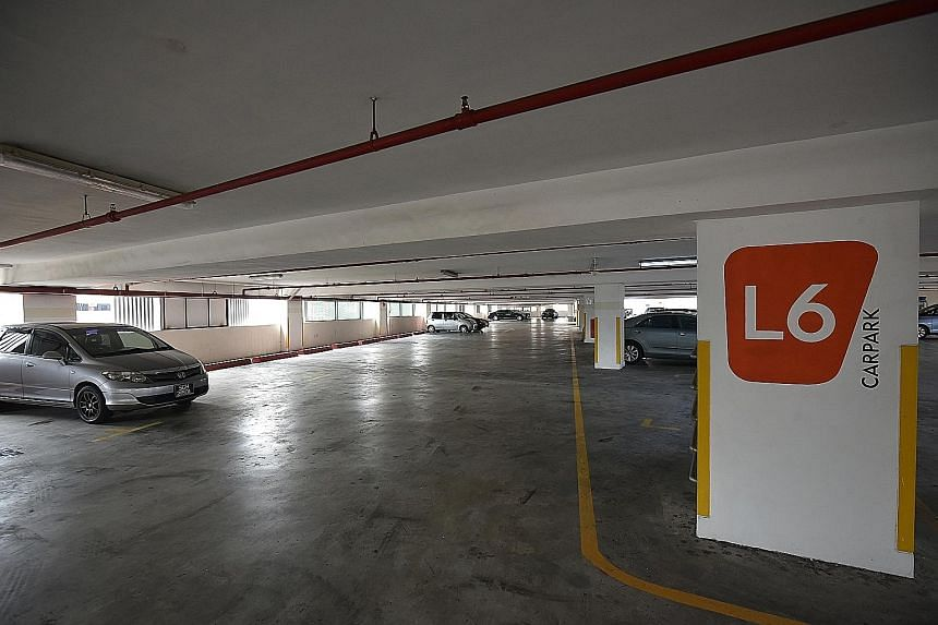 """The Verge may convert its excess carpark space into """"public spaces like outdoor recreation areas""""."""