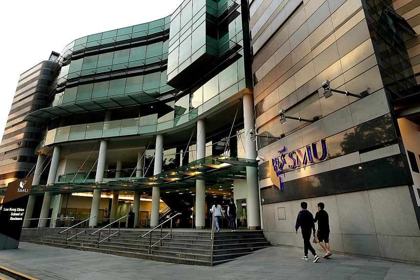 SMU is the first varsity in Singapore to require all candidates to attend an interview. It started the practice 16 years ago, when 2,000 students applied to be part of its pioneer batch.