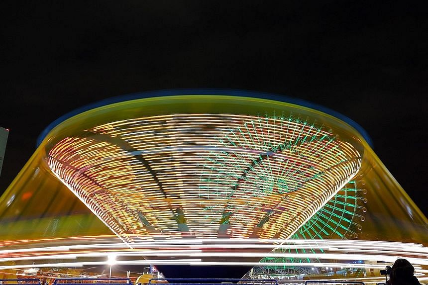 A tip to keep images sharp when taking them at night is to increase your ISO settings to use a fast shutter speed. This picture is taken with a Fujifilm X70 with a focal length of 28mm, aperture of f/16.0, shutter speed of 13sec and an ISO setting of