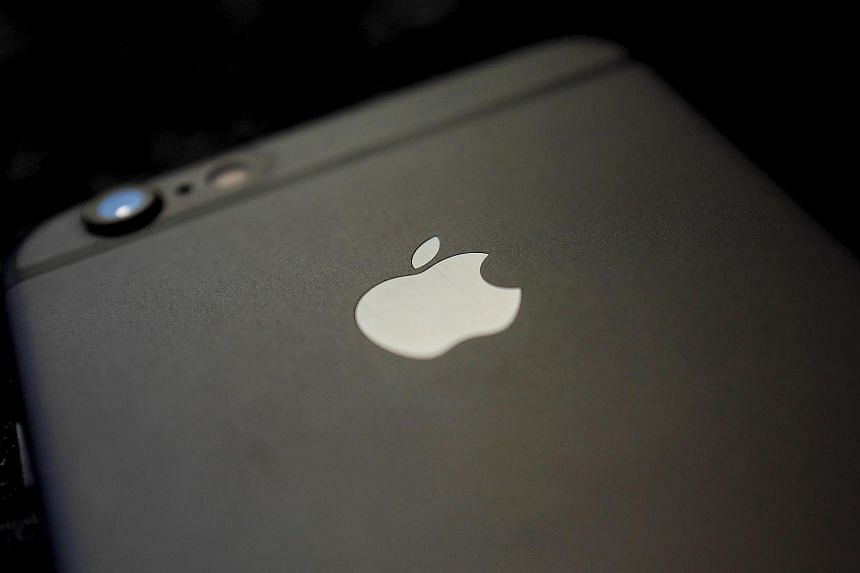 Apple Inc posted its first-ever decline in iPhone sales and first revenue drop in more than a decade.
