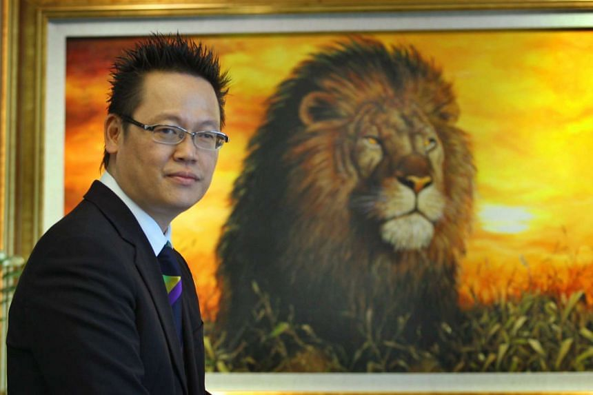 James Phang Wah, the founder and head of Sunshine Empire, was sentenced to nine years' jail and a $60,000 fine for criminal breach of trust.