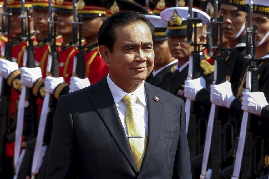 Junta chief Prayuth Chan-ocha has said that if the charter is voted down, the junta will choose from one the country's previous charters.