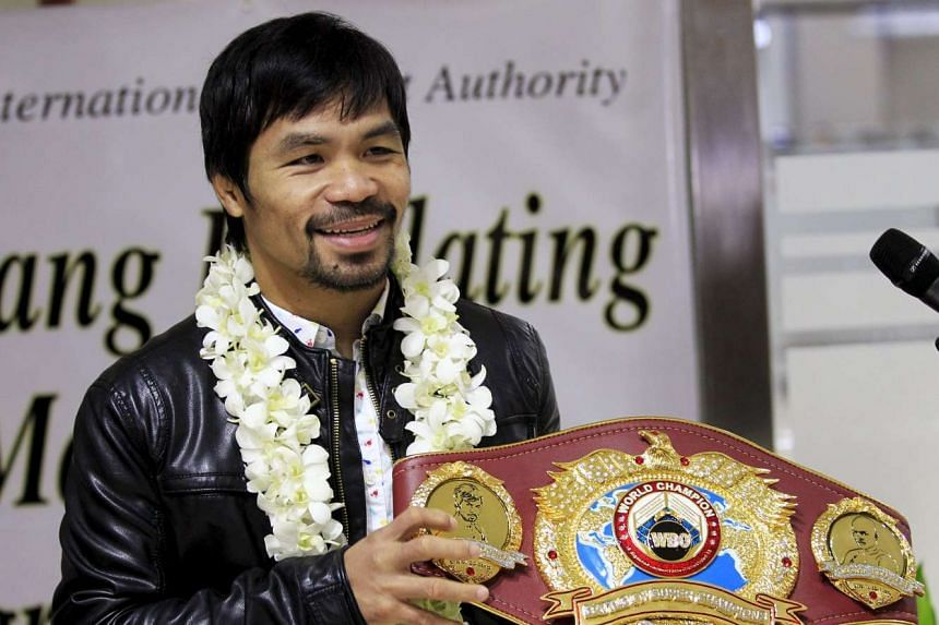 Manny Pacquiao has expressed shock at President Benigno Aquino's claim that Islamic militants planned to kidnap him.