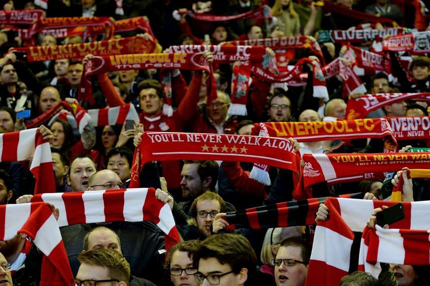 Two British nationals, believed to be Liverpool fans, got into a drunken scuffle on board a Ryanair flight, causing the plane to be diverted.
