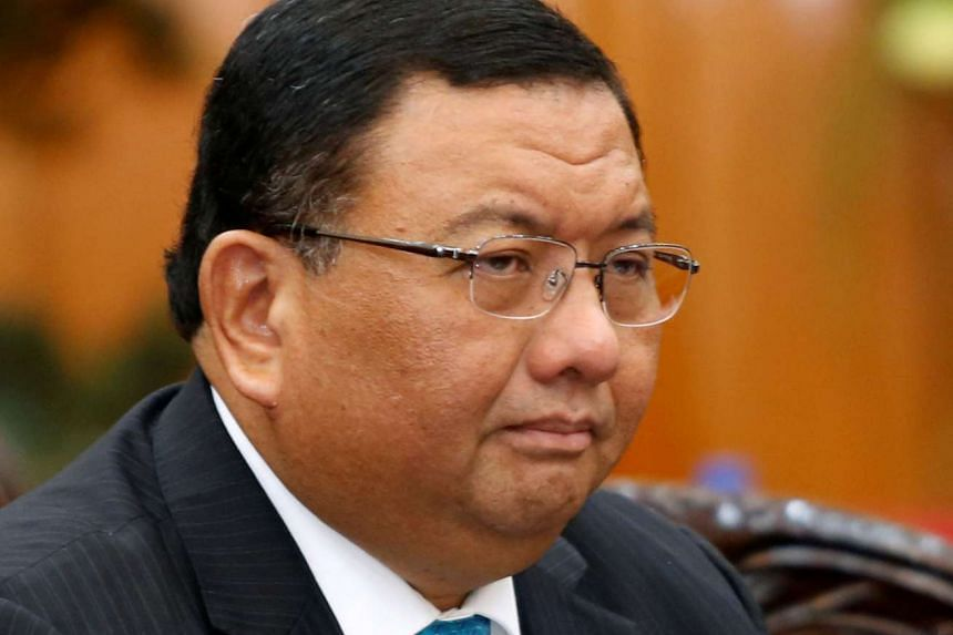 Philippines' Foreign Secretary Jose Rene Almendras said his country was proposing separate but coordinated patrols to identify safe corridors where ships can travel.